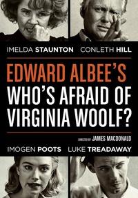 谁害怕弗吉尼亚·伍尔夫?