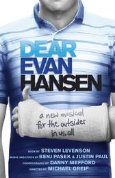 致埃文·汉森 Dear Evan Hansen 的封面图片