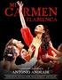 爱乐汇·西班牙塞维利亚弗拉门戈舞剧《卡门》