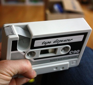 Cassette Tape Dispenser的图片