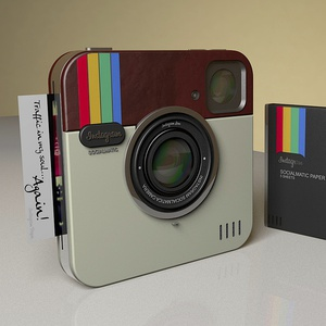 Instagram Socialmatic Camera的图片