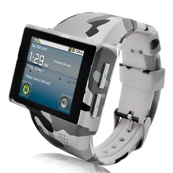 Camo Android Phone Watch的图片