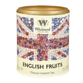 英国代购 Whittard of Chelsea 英伦混合水果味速溶茶粉的图片