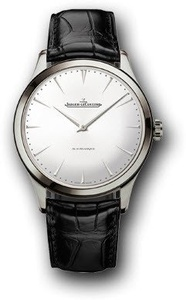 Jaeger LeCoultre Master Ultra Thin Automatic Stainless Steel Mens Watch Q1338421的图片