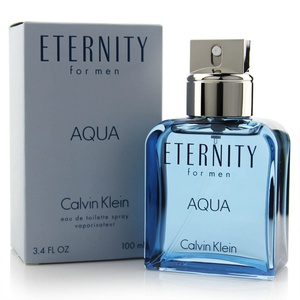 CK ETERNITY AQUA for men 永恒之水男士淡香水 50ml的图片