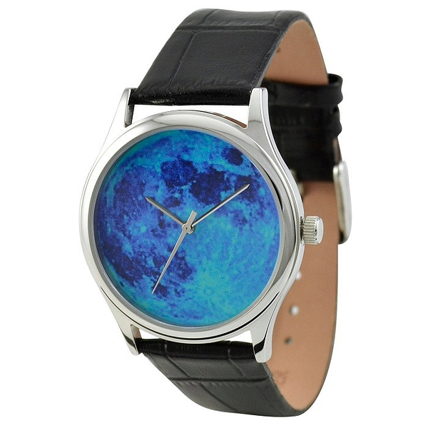 Moon Watch (Blue)的图片