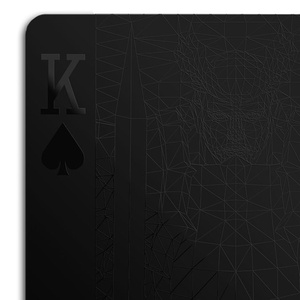 Black Playing Cards by MollaSpace - $10的图片