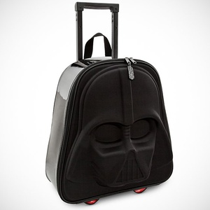 Darth Vader Rolling Luggage - $40的图片