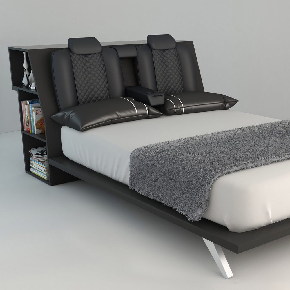 Consolatio Car Bed By Morgann Paull - $4000的图片