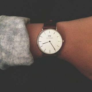 Classic Bristol Lady Watch by Daniel Wellington