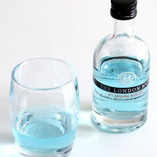 The London No.1 Blue Gin 伦敦一号金酒 英国杜松子酒 酒版 50ml