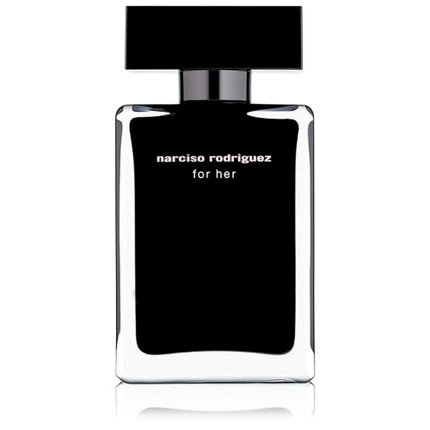 Narciso Rodriguez for her纳茜素气质黑瓶淡香水EDT50ML 100ML