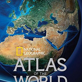 National Geographic Atlas of the World, Tenth Edition的图片