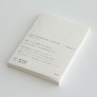 MIDORI MD Cotton Notebook Small