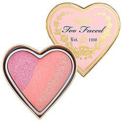 苹果肌必备珠光腮红~!Too Faced Sweethearts Perfect Flush Blush - Candy Glow Blush