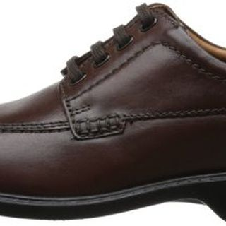 Clarks Men's Colson Over Oxford,Brown,8 M US的图片