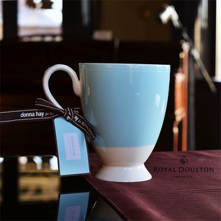 Royal Doulton 杯子 真骨瓷 Royal Albert  Wedgwood同系 Tiffany的图片