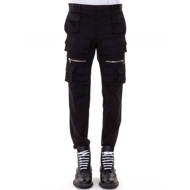 Patch Pocket Trousers by Givenchy