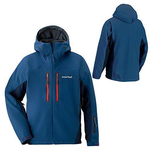 mont-bell Powder shed parka 软壳
