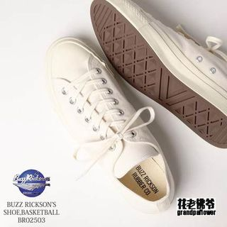 日本手工制 BUZZ RICKSON'S BASKETBALL SHOE 帆布鞋 BR02503