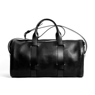 Leather Day Bag by Troubadour的图片