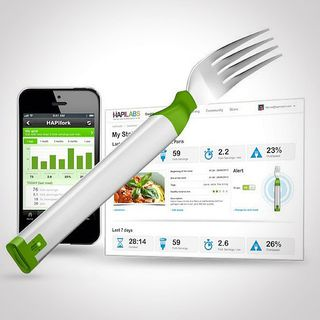 HAPIfork Bluetooth Enabled Smart Fork的图片
