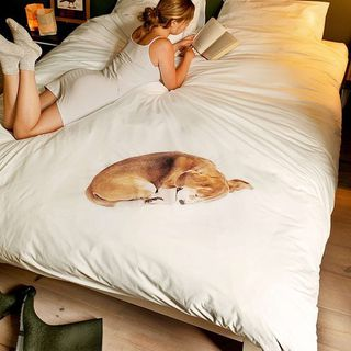 Bob The Dog Duvet by Snurk的图片