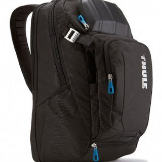 Thule Crossover TCBP-217 Backpack for 17-Inch Ultrabooks/Macbook/Pro/Air Laptop and iPad (Black)的图片