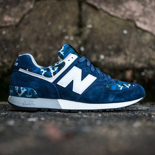 New Balance US 576 CM3 - Navy Camo的图片