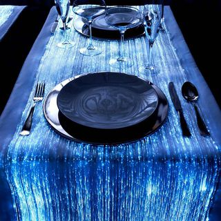 Fiber Optic Table Runner by Luminex