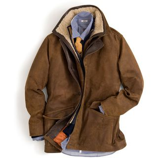 Telluride Shearling Jacket by Peter Millar