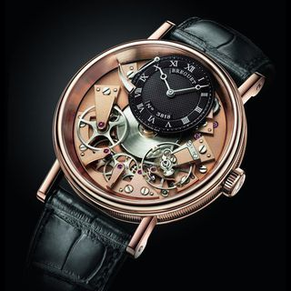 Breguet Tradition Bicolor Rose Gold - $27600