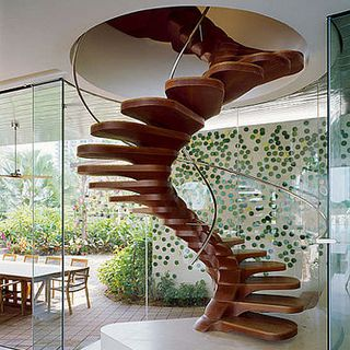 architecture, design, interior, interior design, stairs - inspiring picture on Favim.com的图片