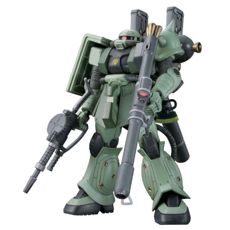 New HG 1/144 MS-06 Zaku Gundam Thunderbolt Plastic Model F/S