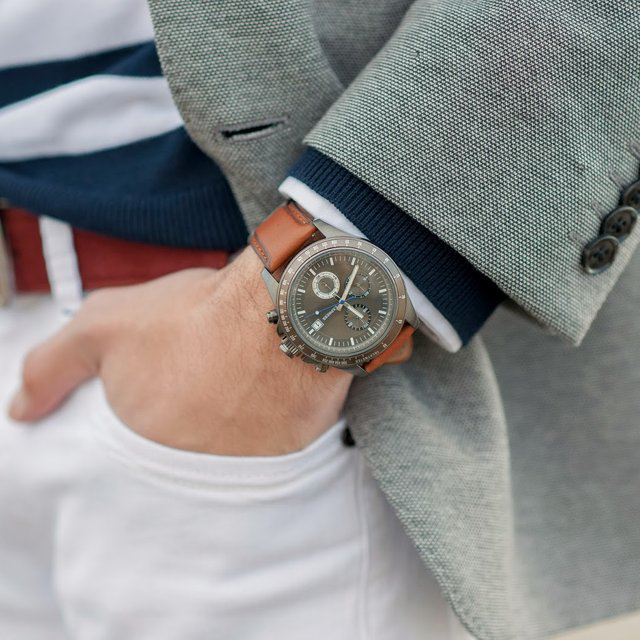Chronograph Watch by Express - $200
