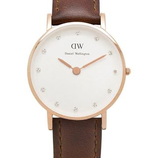 Daniel Wellington Classy St. Andrews Rosé 0900DW Women's Watch的图片