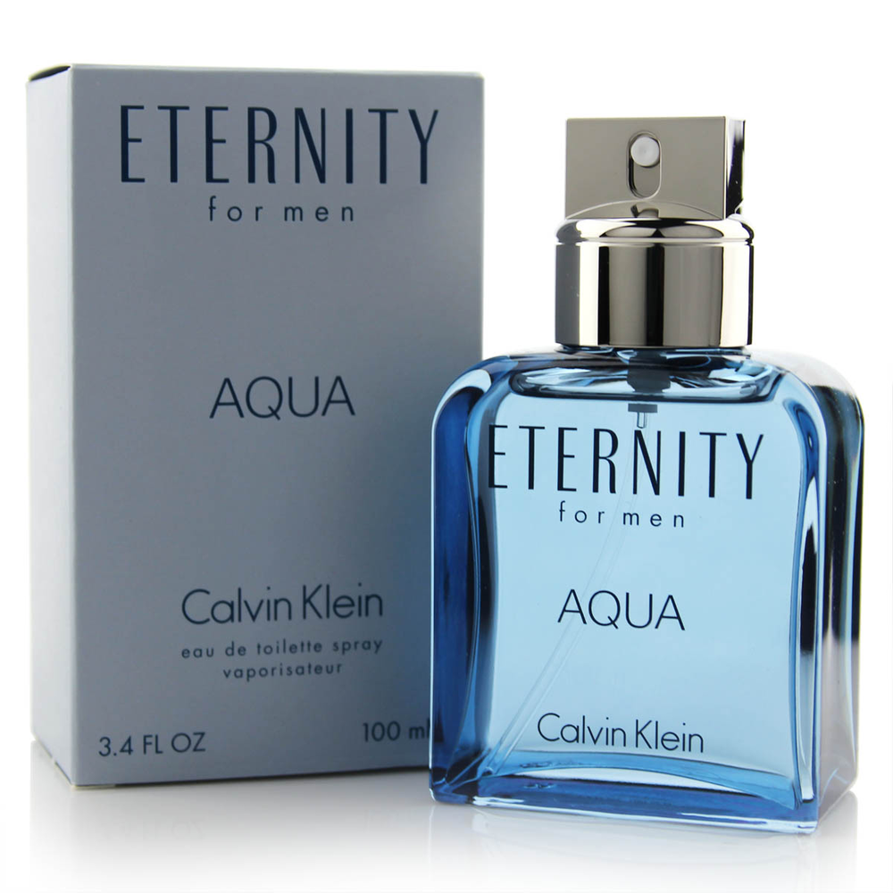 CK ETERNITY AQUA for men 永恒之水男士淡香水 50ml