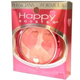 Physicians Formula Happy Booster美好气色爱心/心心腮红