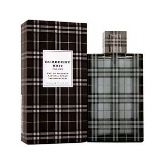 Burberry Brit EDT Spray 100ml/3.3oz Men