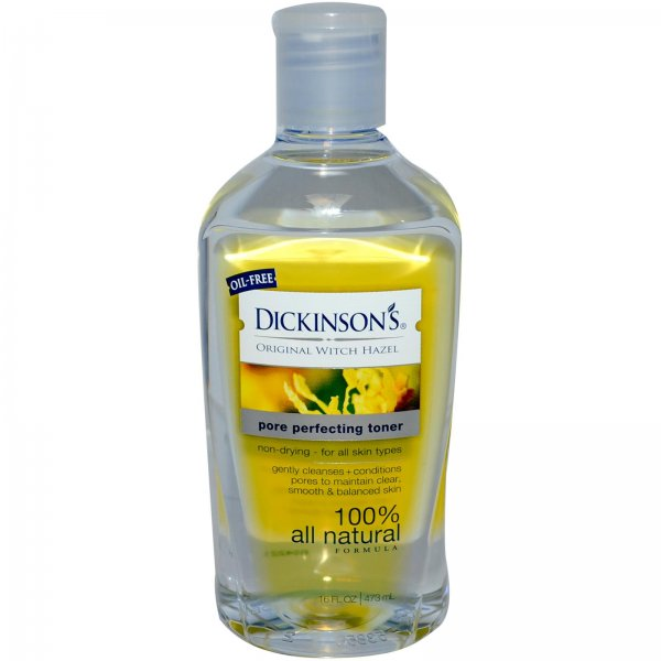 Dickinsons Original Witch Hazel Pore Perfecting Toner 16 oz