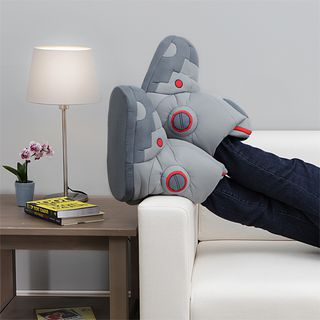 Giant Robot Slippers with Sound的图片