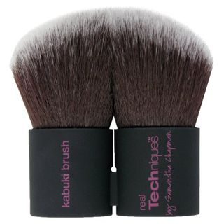 real Techniques Kabuki Brush 可变形Kabuki角度刷的图片