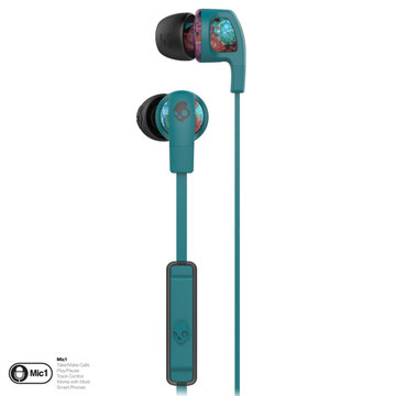skullcandy SMOKIN BUDS 2骷髅头耳机