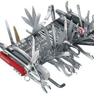 Wenger 16999 Swiss Army Knife Giant的图片