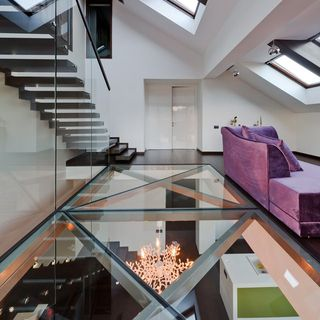 Transparent Loft by Ion Popusoi & Bogdan Preda