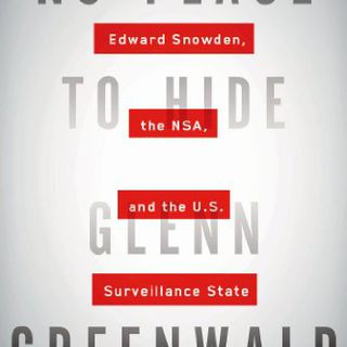 No Place to Hide: Edward Snowden, the NSA, and the U.S. Surveillance State的图片