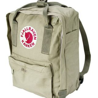Fjallraven Kanken Mini Daypack, Putty