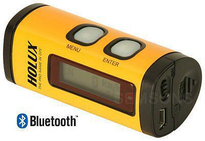 M-241.: Holux M-241 Bluetooth Data Logger GPS (Runs on AA Battery, MTK Chipset, 130,000 Waypoints)的图片