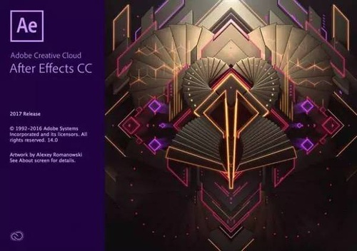 Adobe After Effects CC 2017 【a