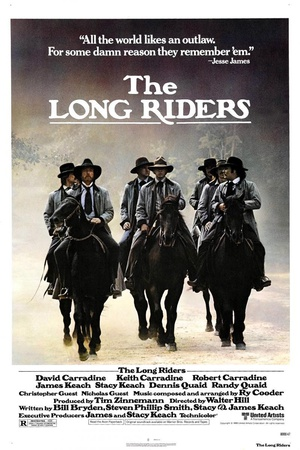 长骑者 The Long Riders 1980